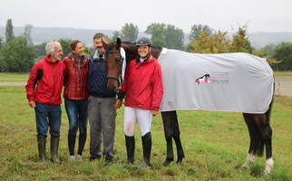 IENA Horse Trials CHEVAL SUISSE 4 ans